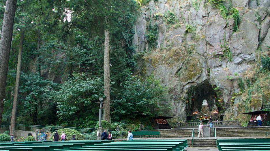 Grotto In Portland Oregon Expedia