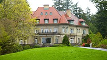 Pittock Mansion - Portland