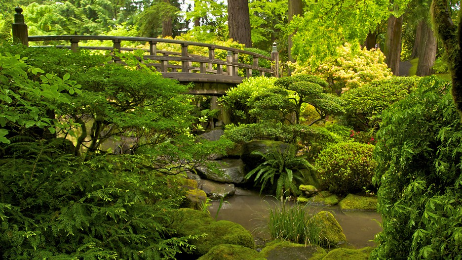 Portland Japanese Garden in Portland Oregon | Expedia