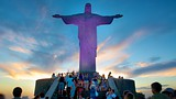 Corcovado (Christo Redentor) - Südamerika - Tourism Media