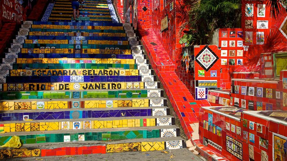 Selaron Steps In Rio De Janeiro Expedia