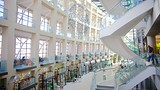 Salt Lake Public Library Main Building - Utah - Tourism Media