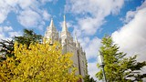 Salt Lake Temple - Utah - Tourism Media