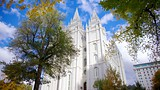Temple Square - Utah - Tourism Media