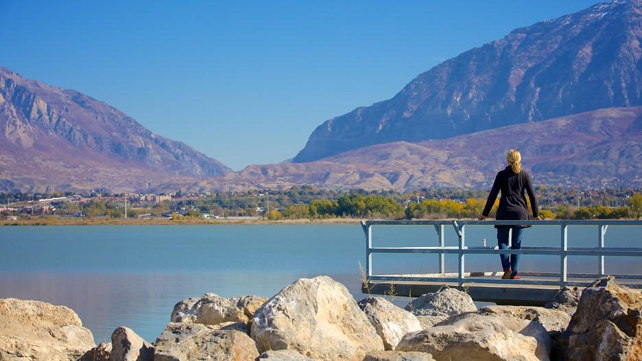 Utah lake state park in salt lake city utah expedia for Salt lake city fishing