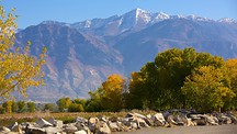 Utah Lake State Park - Salt Lake City