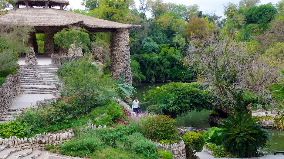 San antonio vacations 2017 package save up to 603 for Japanese tea garden hours