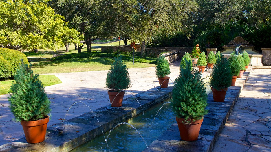 San Antonio Botanical Gardens In San Antonio Texas Expedia