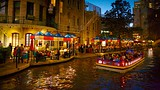 Downtown - Riverwalk - Texas - Tourism Media