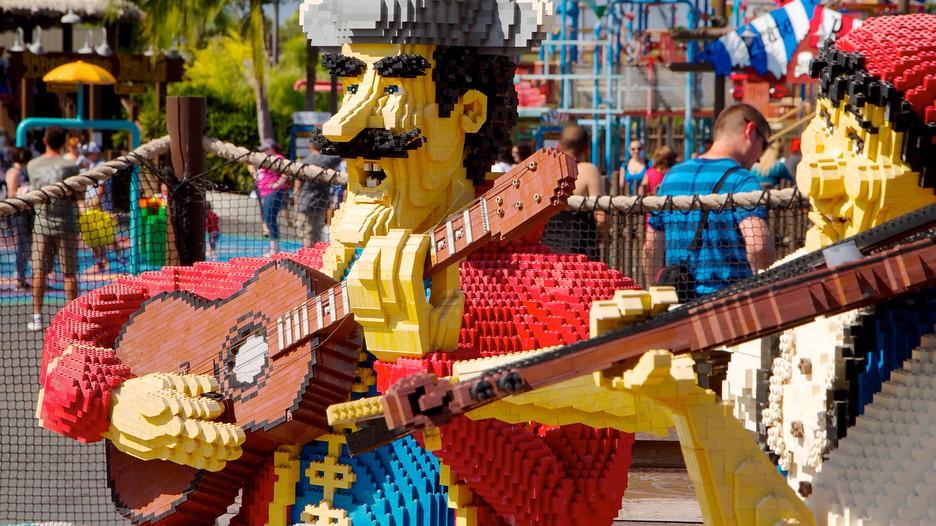 LEGOLAND Florida Amusement Park Map
