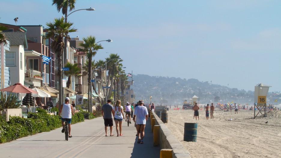 Mission Beach In San Diego California Expedia