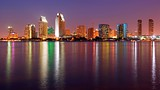 San Diego Skyline - California Travel and Tourism Commission