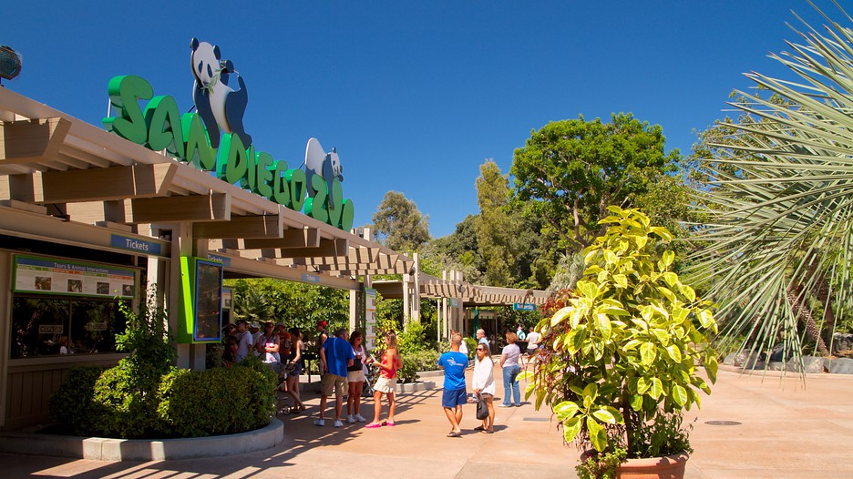Hotels Around San Diego Zoo