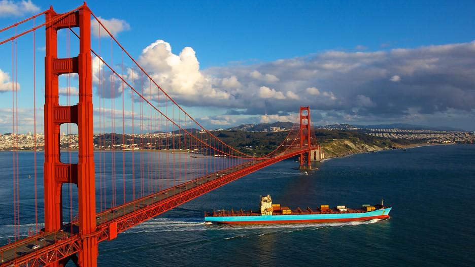 Golden Gate Bridge D 233 Couvrez San Francisco Avec Expedia Fr