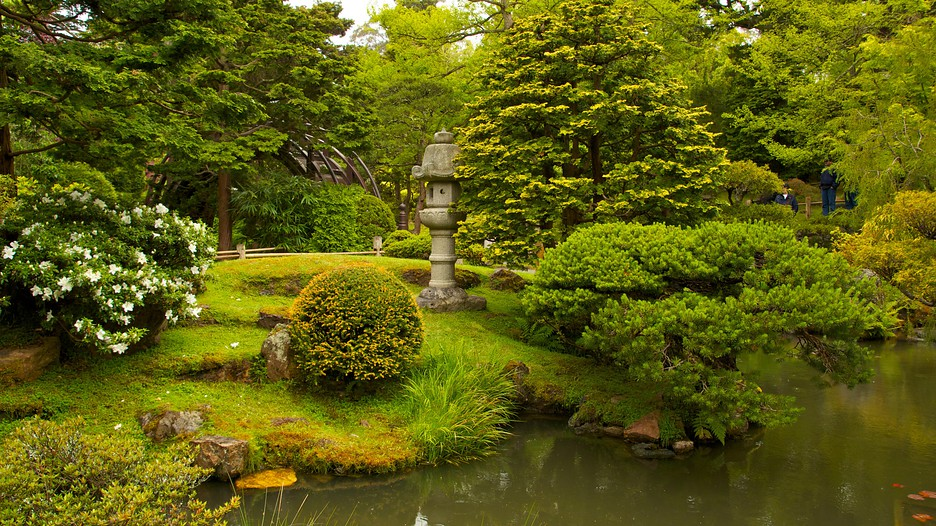 Japanese tea garden san francisco california attraction - Japanese tea garden san francisco ...