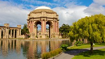Palace of Fine Arts - San Francisco (et environs)
