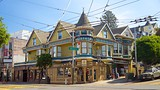 Showing item 45 of 91. Haight-Ashbury - San Francisco - Tourism Media