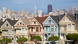 Showing item 2 of 91. Alamo Square - San Francisco - Tourism Media