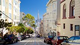 Showing item 46 of 91. Nob Hill - San Francisco - Tourism Media