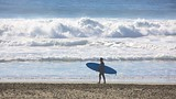 Showing item 17 of 91. Ocean Beach - San Francisco - Tourism Media