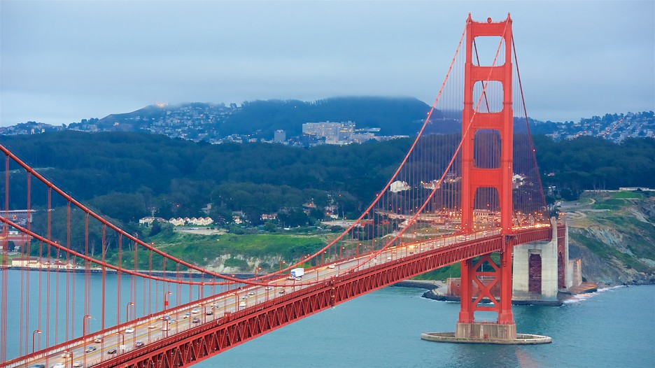 San francisco vacations 2017 package save up to 603 for Travel guide san francisco