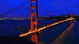 Showing item 3 of 91. Golden Gate Bridge - Tourism Media