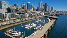 Seattle Waterfront - Washington