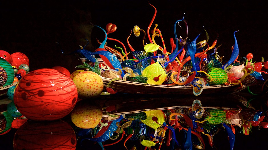 Chihuly Garden And Glass In Seattle Washington Expedia