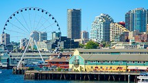 Seattle Great Wheel - Seattle