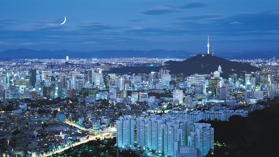 travel guides asia korea seoul