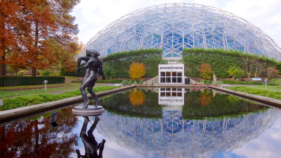 Missouri Botanical Gardens And Arboretum In St Louis Missouri Expedia