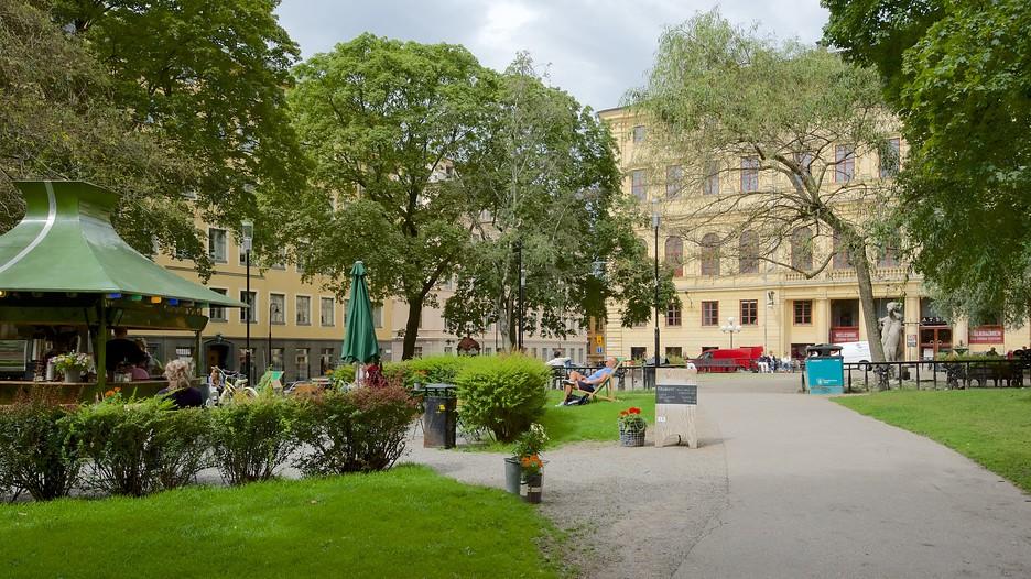 Package deals stockholm