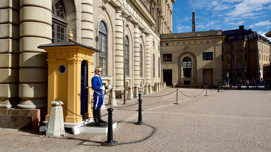 Stockholm Palace Stockholm Attraction