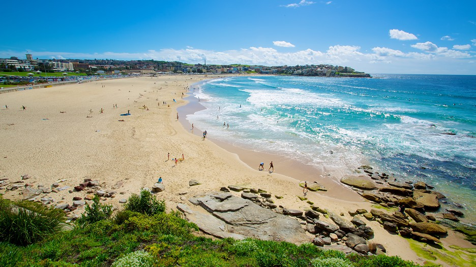 Bondi Beach In Sydney New South Wales Expedia Ca