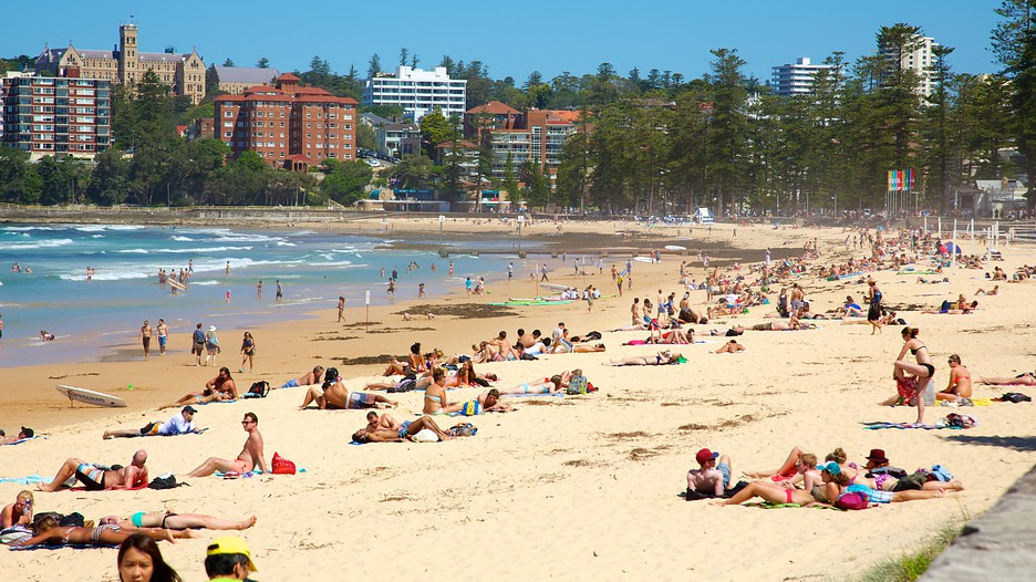 Manly Beach In Sydney New South Wales Expedia