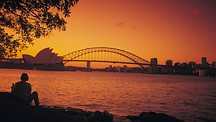 Sydney Harbour Bridge - Sydney (en omgeving)