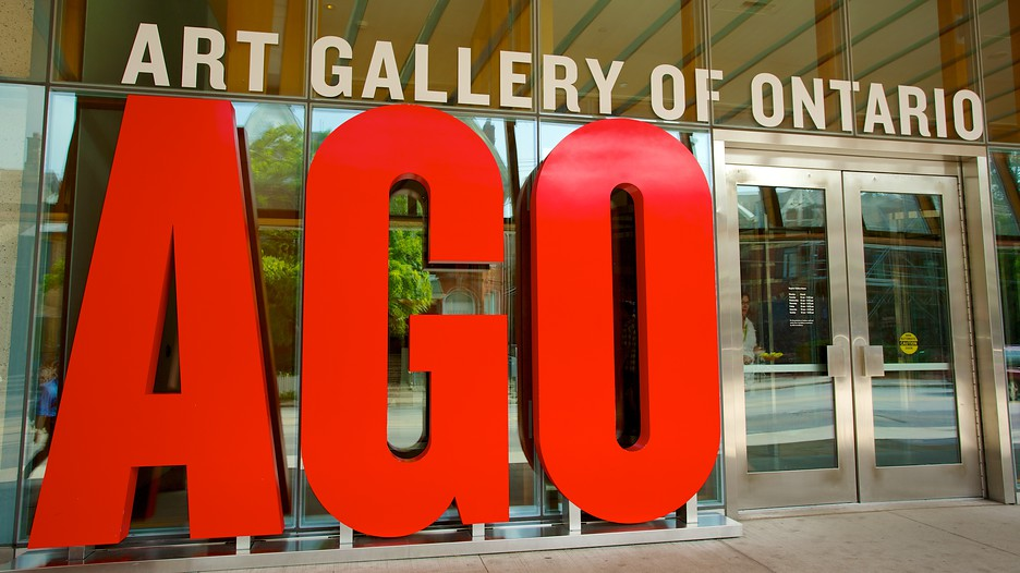 Galería De Arte De Ontario En Toronto: Galería De Arte De Ontario: Información De Galería De