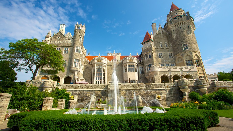 Casa loma in toronto ontario expedia for Casa loma mansion toronto