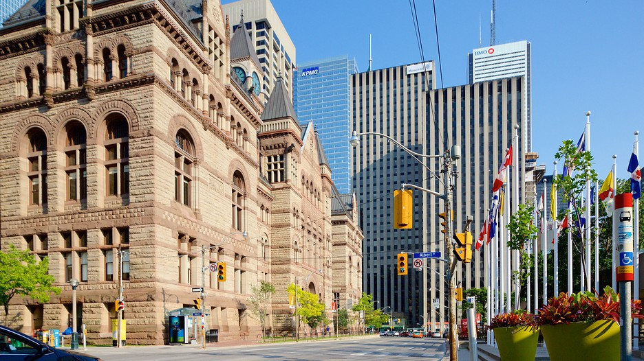 Hotel Booking Toronto Downtown
