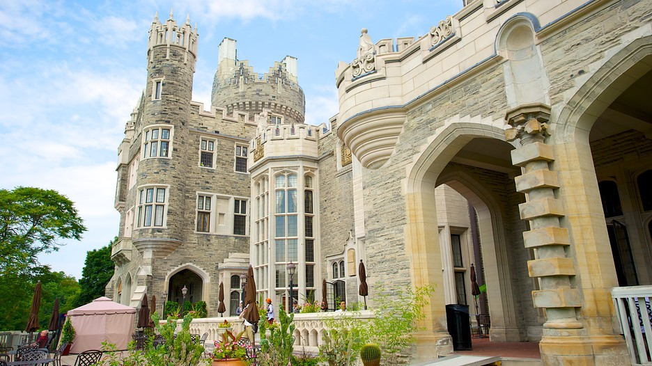 Casa loma in toronto ontario for Casa loma mansion toronto