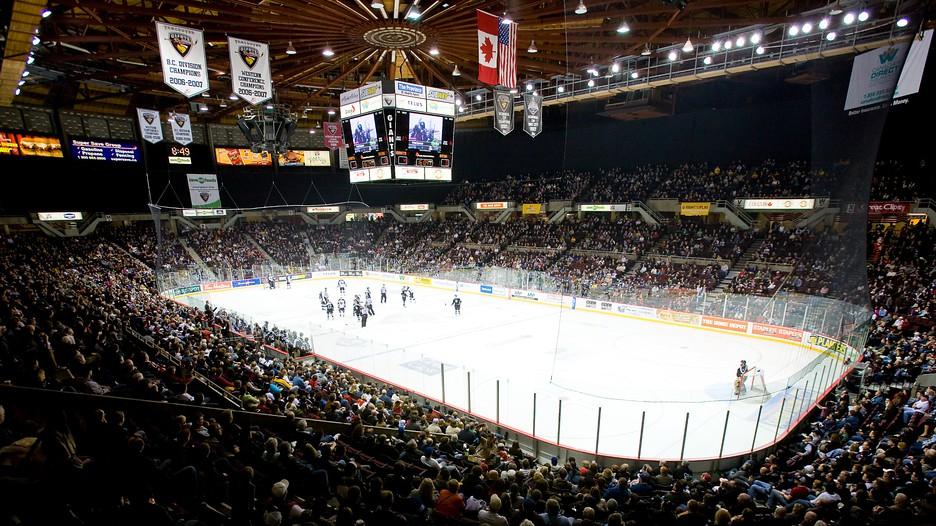 Pacific Coliseum In Vancouver British Columbia Expedia Ca