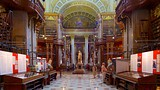Austrian National Library - Vienna - Tourism Media