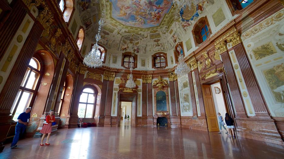 Schloss Belvedere Wien Expedia At