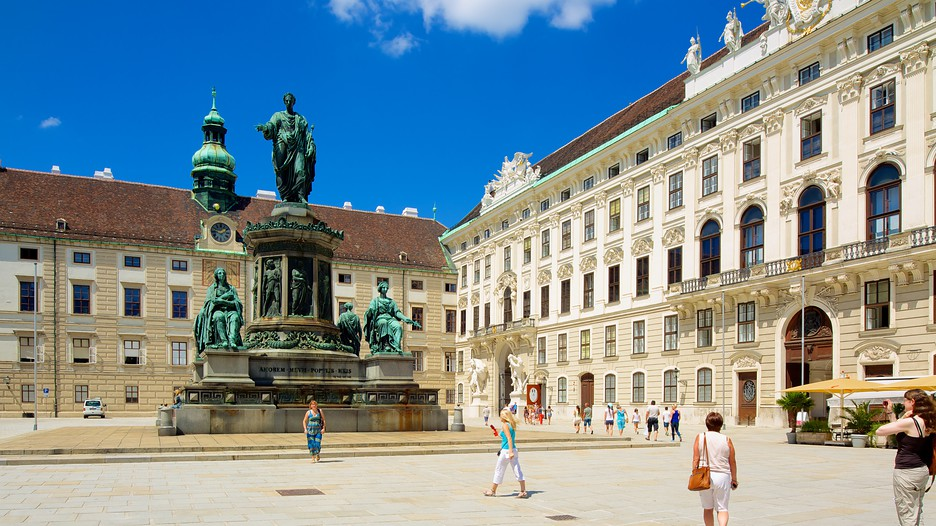 The 10 Best Imperial Palace (Hofburg) Tours & Tickets 2019 ...