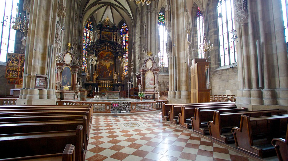 St Stephen S Cathedral In Vienna Expedia