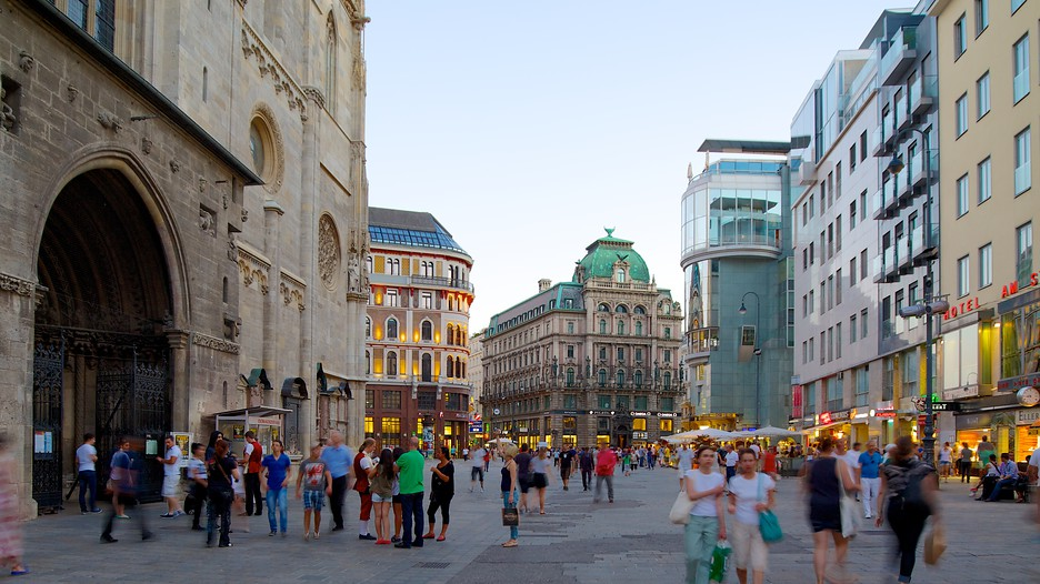 Stephansplatz Wien