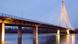 The Holy Cross Bridge - Poland - Tourism Media