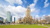 Palace of Culture and Science - Poland - Tourism Media