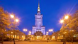 Palace of Culture and Science - Warsaw - Tourism Media