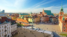 Castle Square - Warsaw